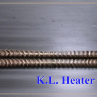 Finned Air Heater
